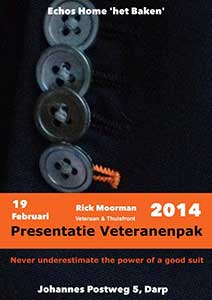 VeteranenPak 2.0: een pak met een verhaal