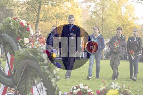 Artikel over nieuwe datum veteranendag op Nu.nl