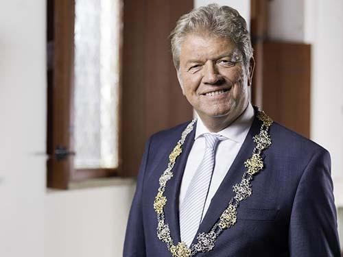 Welkomstwoord Veteranenmiddag door burgemeester Petter