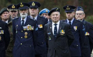 Uitnodiging voor de veteranen voor de herdenking van de bevrijding van Bergen op Zoom
