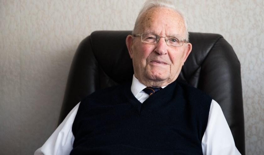 Fransvan de Meeren is de enige levende Tweede Wereldoorlog veteraan in Bergen op Zoom voor zover bekend