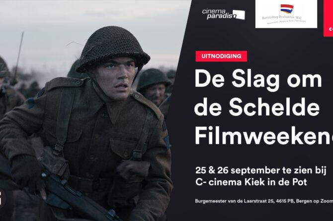 Filmweekend Slag om de Schelde 25/26 september 2021