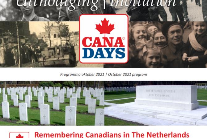 Herdenkingen 24 en 27 oktober